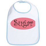 Sugar (curly) - Bib
