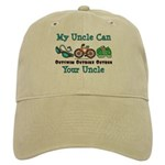 Uncle Triathlete Triathlon Cap