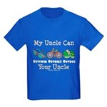 Uncle Triathlete Triathlon Kids Dark T-Shirt
