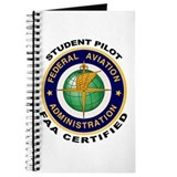 FAA Certified Student Pilot Journal
