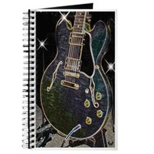 Semi Glow Guitar Journal