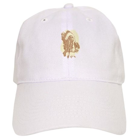 Indian Chief Cap