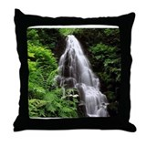 Fairy Falls Throw Pillow