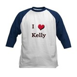 I Love (Heart) Kelly Tee