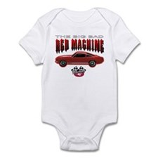 The Big Bad Red Machine Infant Bodysuit