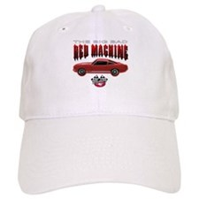 The Big Bad Red Machine Baseball Cap
