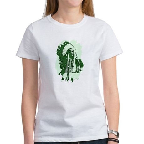 Indian Chief Women's T-Shirt