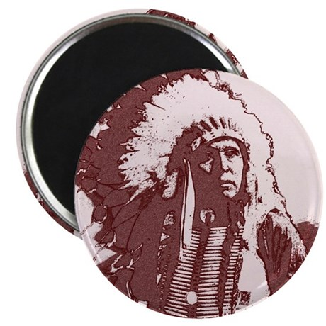 Indian Chief Magnet