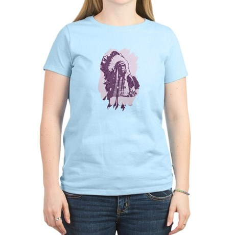Indian Chief Women's Light T-Shirt