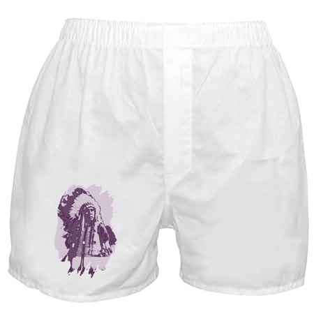 Indian Chief Boxer Shorts
