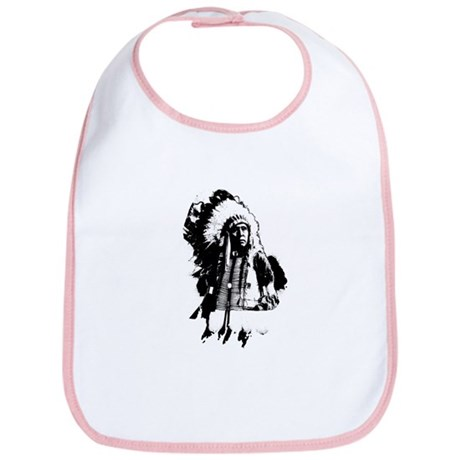 Indian Chief Bib