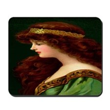 Irish Princess Mousepad