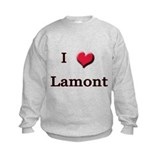 I Love (Heart) Lamont Sweatshirt