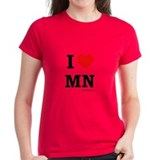 Cute Lake city minnesota Tee