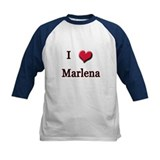I Love (Heart) Marlena Tee