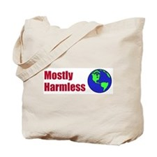Hitchhiker - Mostly Harmless - Tote Bag