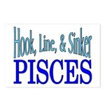 Pisces Postcards (Package of 8)