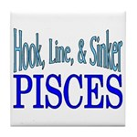 Pisces Tile Coaster