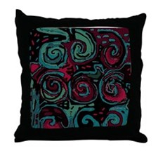 Unique Carolyn Throw Pillow