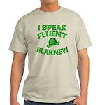 I Speak Fluent Blarney Light T-Shirt
