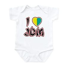 I Heart JDM (Wakaba) Infant Bodysuit