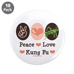 Peace Love Grasshopper Kung Fu 3.5