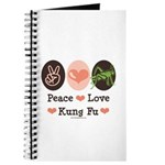 Peace Love Grasshopper Kung Fu Journal