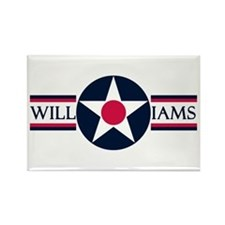 Williams Air Force Base Rectangle Magnet
