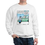 Car Baby Sleeping Sweatshirt