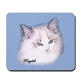 ragdoll Mousepad