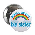 world's coolest big sister rainbow 2.25