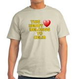 This Heart: Celia (D) T-Shirt