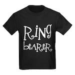 Ring Bearer Kids Dark T-Shirt