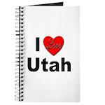 I Love Utah for Utah Lovers Journal
