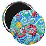 Shrimp Cocktail Magnet