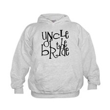 Uncle of the Bride Graffiti Hoodie