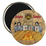 Tales From the Knights Templar Magnet