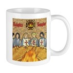 Tales From the Knights Templar Mug