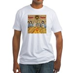 Tales From the Knights Templar Fitted T-Shirt