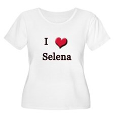 I Love (Heart) Selena T-Shirt