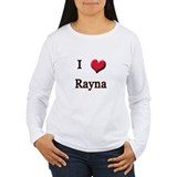 I Love (Heart) Rayna T-Shirt