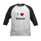 I Love (Heart) Ramsey Tee