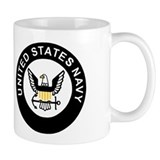 Navy Master Chief <BR>Coffee Small Mugs 7