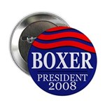 Boxer for President 2008 (Button)