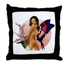 Enchanted Faerie Throw Pillow
