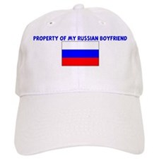 PROPERTY OF MY RUSSIAN BOYFRI Baseball Cap