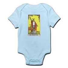 Tarot Magician Infant Creeper