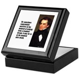 "Hawthorne ""Waking"" Keepsake Box"