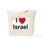 I Love Israel for Israel Lovers Tote Bag