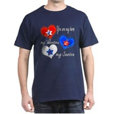 3 Hearts Seabee T-Shirt
